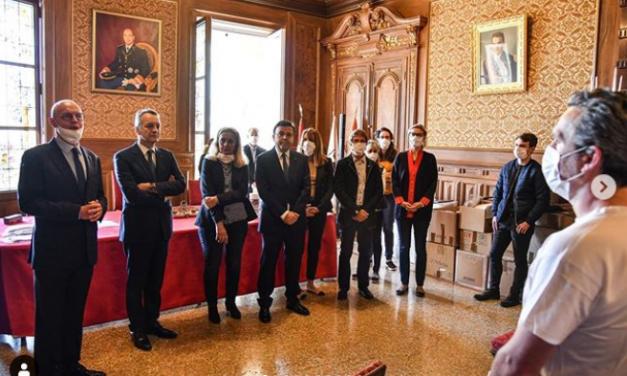 Qu'en est-il des activités de la mairie de Monaco dans cette période de confinement ?